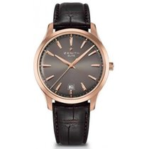 Zenith Captain Central Second 40mm 18K Rose Gold