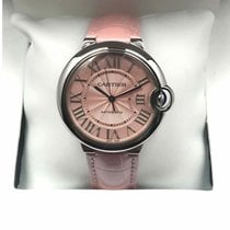 Cartier Ballon Bleu De Cartier 36mm Pink [New]
