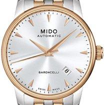 Mido Baroncelli Gent II Automatik Herrenuhr M8600.9.11.1