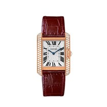 Cartier- Tank Anglaise Mittlers Modell, Ref. WT100029