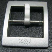Philip Watch vintage aluminum  buckle mm 19 nos