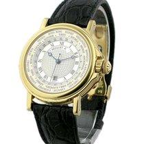 Breguet Marine Hora Mundi World Time in Yellow Gold