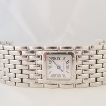 Cartier Panthere Ruban Ladies Stainless Steel