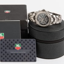 TAG Heuer Link chronograph Chronometer CT5111 B&P