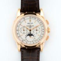 Patek Philippe Rose Gold Perpetual Calendar Chronograph Ref....