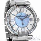 Chopard Imperiale Automatic Steel 30 Diamonds Amethyst &...