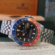 勞力士 (Rolex) GMT-MASTER Ref. 1675 Box and Papers