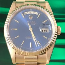 Rolex Oyster Perpetual Day Date Ref. 18238 Box/Papers/Top/Doub...
