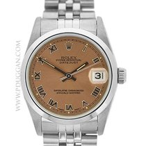 Rolex stainless steel mid-size Datejust