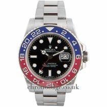 Rolex GMT Master II 18ct White Gold 116719BLRO
