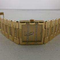 Piaget Dancer 81327k818 Ladies Factory Diamond 18k Watch Box.