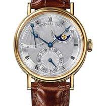 Breguet Classique Power Reserve 18K Yellow Gold Men's Watch