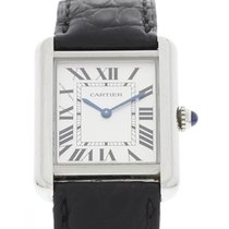 Cartier Ladies Cartier Tank Solo Stainless Steel 2716