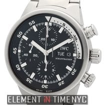 IWC Aquatimer Collection Aquatimer Chronograph 42mm Stainless...