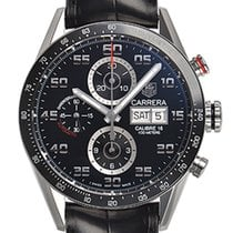 TAG Heuer Carrera Calibre 16 Day-Date Automatik Chronograph 43mm