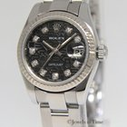 Rolex Air-King Stainless Steel Silver Dial Mens Automatic...