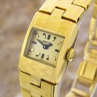 Enicar Gold Plated Manual Mechanical Watch 1960's Dx26