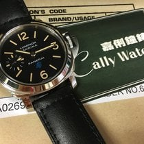 Panerai Cally - PAM631 PAM00631 Luminor Marina Logo Acciaio [NEW]
