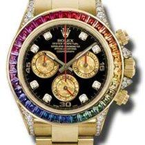 Rolex Daytona Rainbow 116598 RBOW