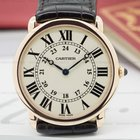 """Cartier Ronde Louis """"Privee Collection"""" Manual Wind..."""