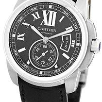 """Cartier """"Calibre de Cartier"""" Strapwatch."""