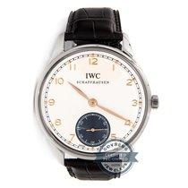 IWC Portuguese Hand-Wound IW5454-05
