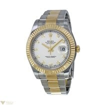 Rolex Oyster Perpetual Datejust II Stainless Steel 18K Yellow...