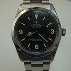 Rolex ref.1016 Explorer I stainless steel dates 1988 rare