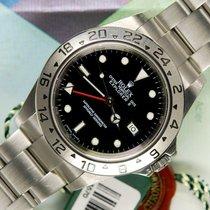 Rolex Explorer II 16570 black dial B/P NL 2007
