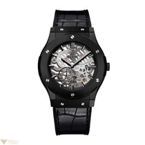 Hublot Classic Fusion Mechanical Ceramic Black Men`s Watch
