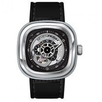 Sevenfriday P1-1 Stainless Steel