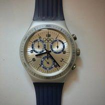 Swatch i-chrono standard run time
