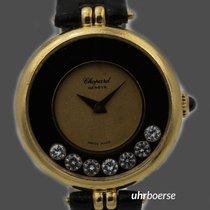 Chopard Happy Diamonds in Gelbgold 18kt mit Diamanten um 1990