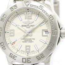 Breitling Polished Breitling Colt 33 Steel Quartz Ladies Watch...
