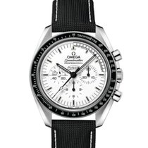 "Omega Speedmaster Moonwatch Anniversary ""Silver Snoopy&#34..."