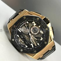 Audemars Piguet - Tourbillion Chronograph 26288OF.OO.D002CR.01...