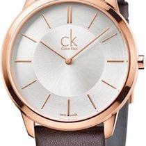 ck Calvin Klein Minimal K3M216G6 Herrenarmbanduhr Swiss Made