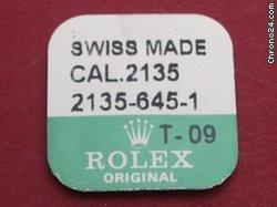 Rolex 2135-645-1 Klemmscheibe für Datumstern 0,10mm