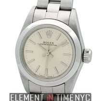 Rolex Oyster Perpetual No-Date Stainless Steel Ladies T Serial...
