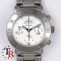 Corum ROMULUS Cronograph New, box+papers