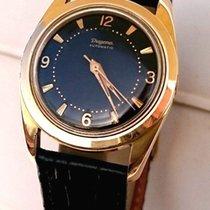 Dugena Vintage 603 Automatic 25J ETA1256 20M Gold Plated 34mm...