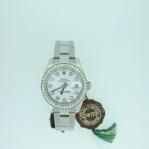 Rolex Lady Datejust 179384 Original Diamond Bezel & Dial