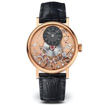 Breguet [NEW+SPECIAL DEAL] Tradition 7027BR/R9/9V6 Rose Gold...