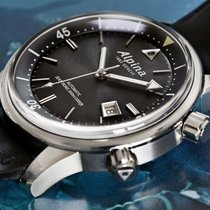 Alpina SEASTRONG DIVER HERITAGE - 100 % NEW - FREE SHIPPING