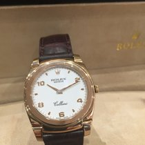 Rolex Celini Pink Gold