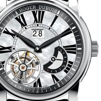 Roger Dubuis [NEW] Hommage Flying Tourbillon DBHO0578 (Retail:...