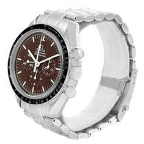 Omega Speedmaster Brown Dial Exhibition Moon Watch 311.30.42.3...