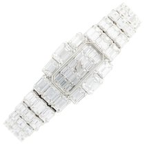 Vacheron Constantin White Gold Lady Kalla Diamond Watch Ref....