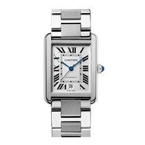 Cartier Tank Solo Automatic Mens Watch Ref w5200028