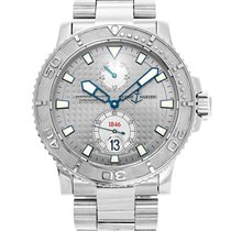 Ulysse Nardin Watch Marine 263-33-7/91